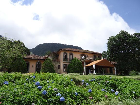 Casa de Lourdes Exterior